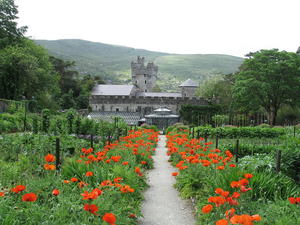 Glenveagh Castle, Glenveagh National Park