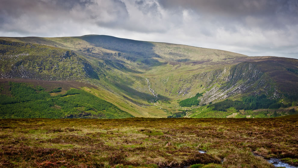 Lugnaquilla, Wicklow's highest mountain