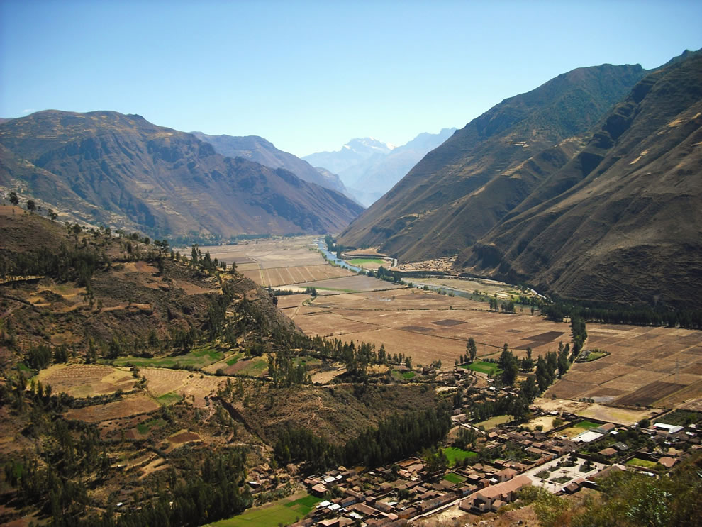 Urubamba Valley, Sacred Valley of the Incas, Peru