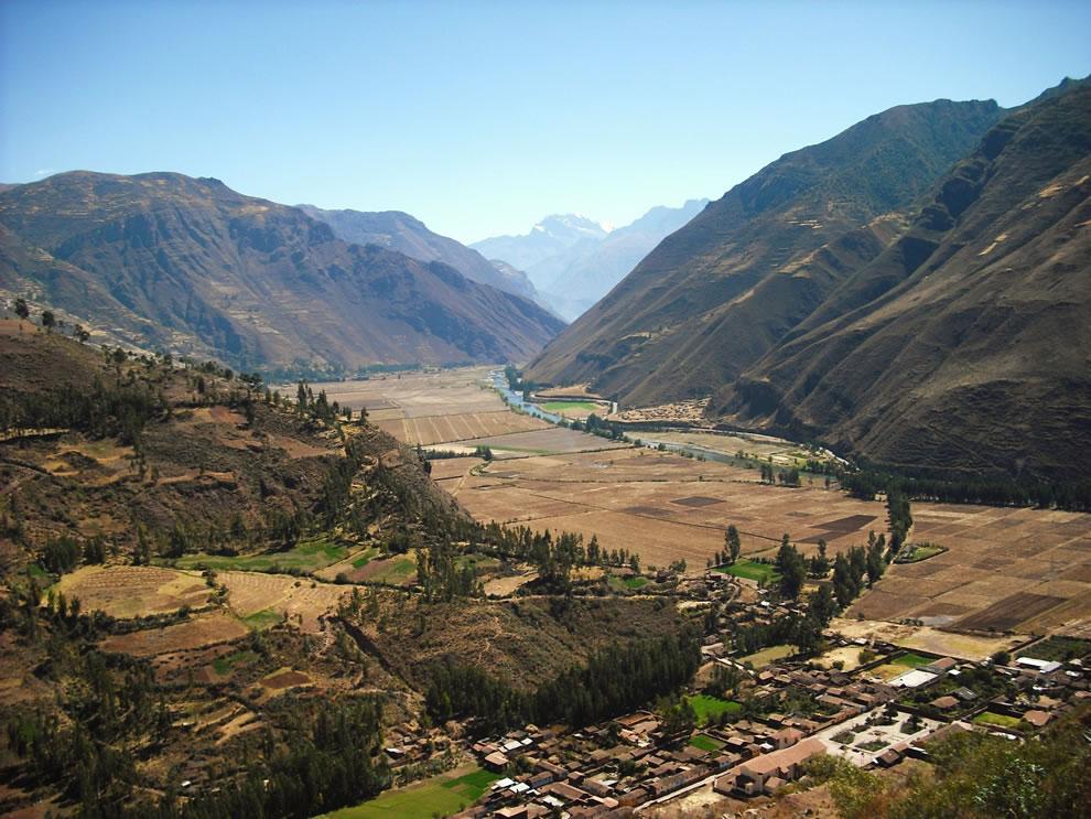 Urubamba Valley, Sacred Valley of the Incas, Peru