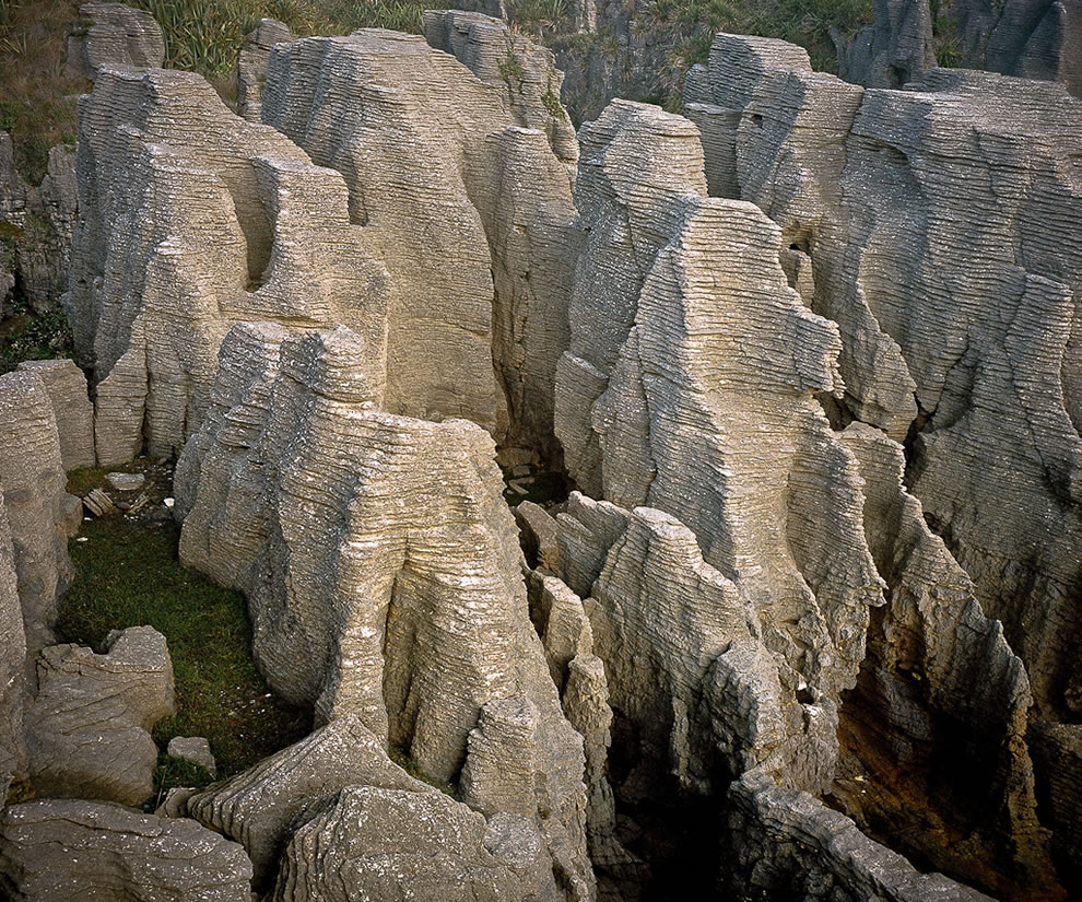 Dolomite Point, Pancake Rocks, Paparoa National Park, Westland, New Zealand