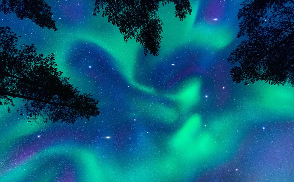 Sol's Tempest, Northern Lights in Norway