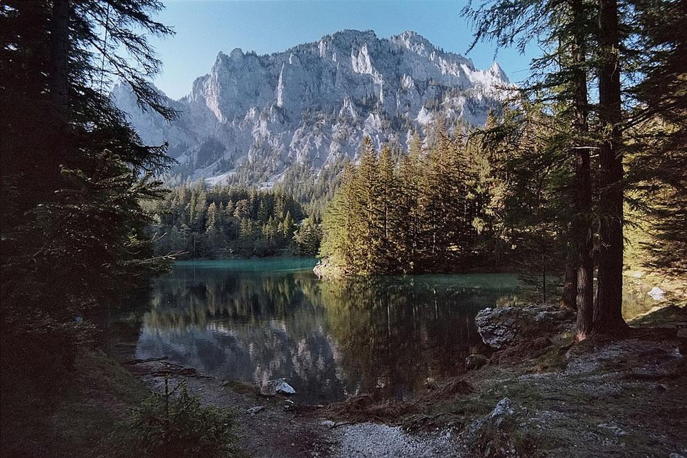 Green Lake in June