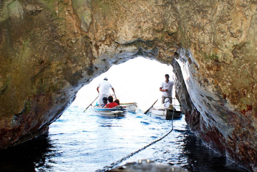 Grotta Azzurra in Capri