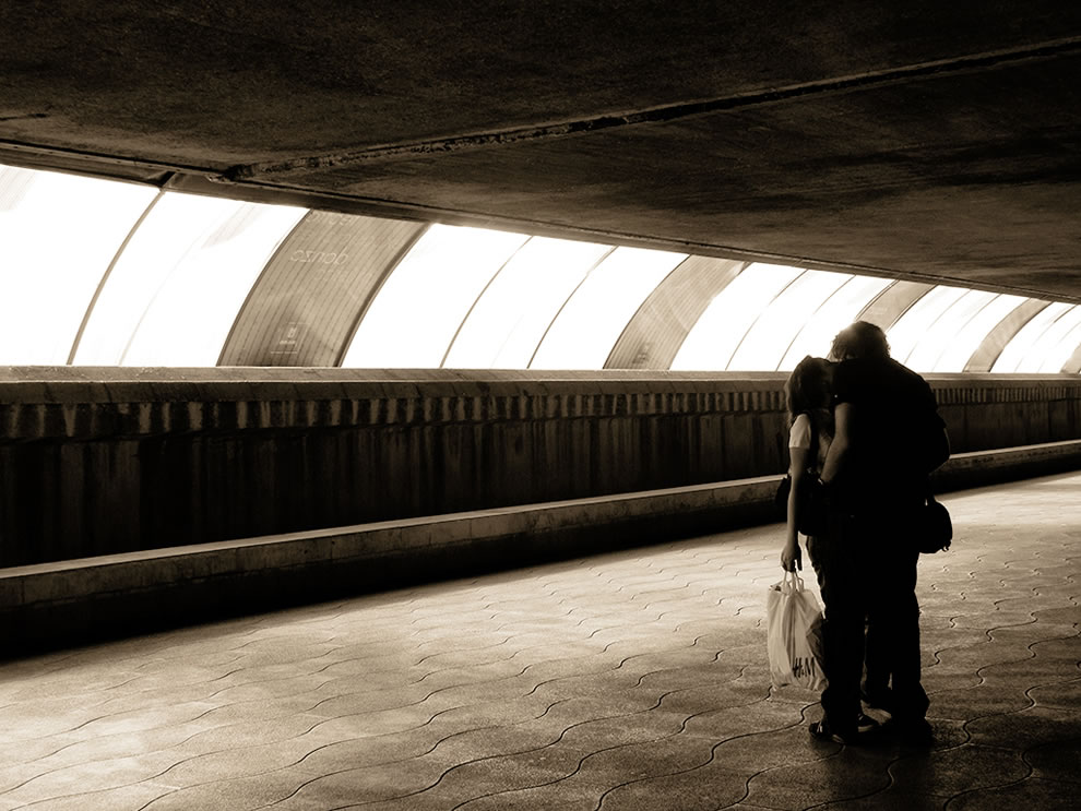 Tunnel of Love in Madrid