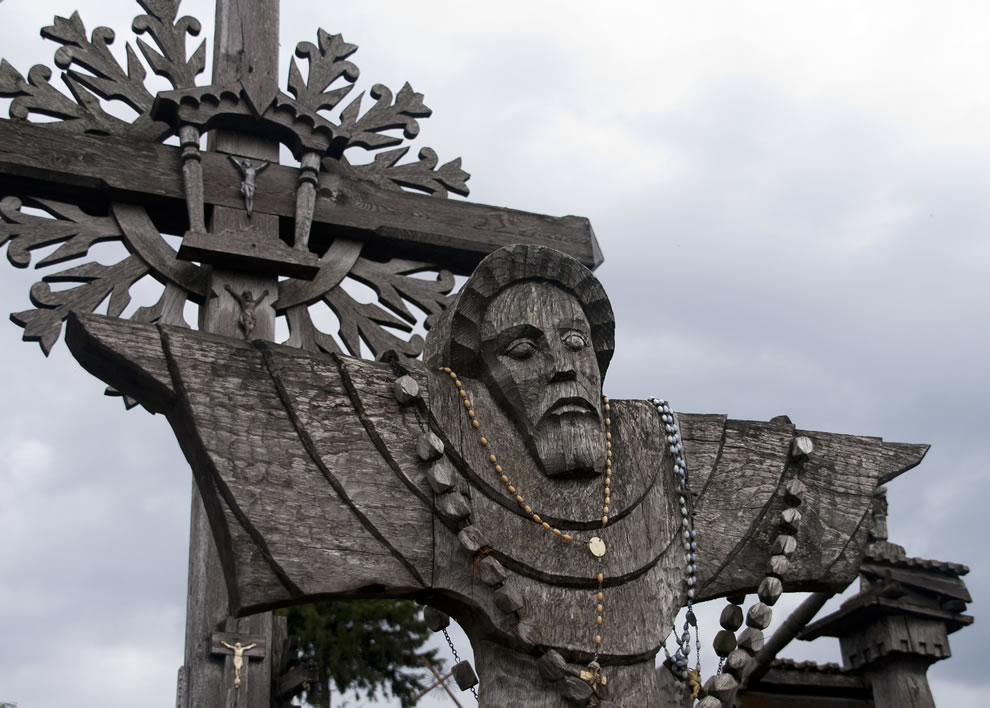 Lithuania at Hill of Crosses