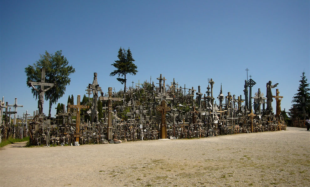 Siauliai Hill of Crosses