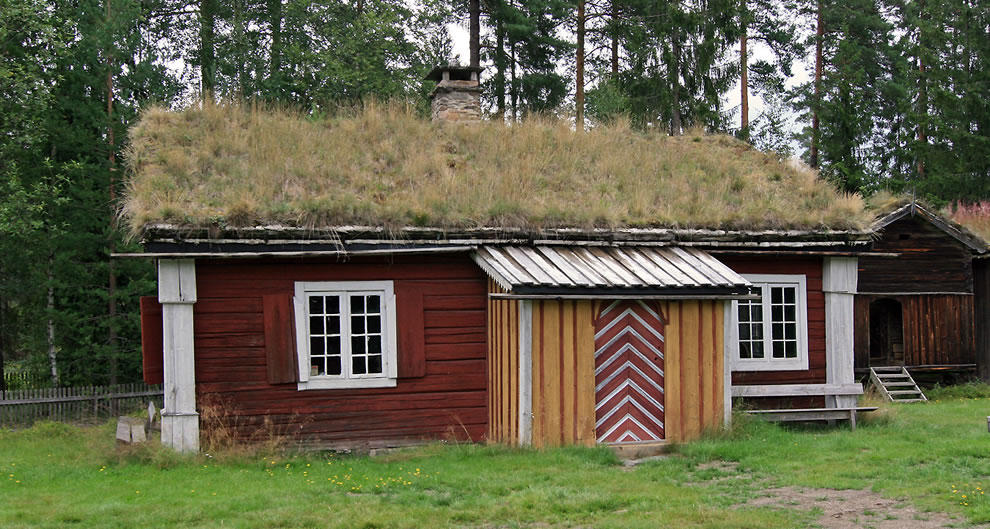 Green roofs sustainability in Norway