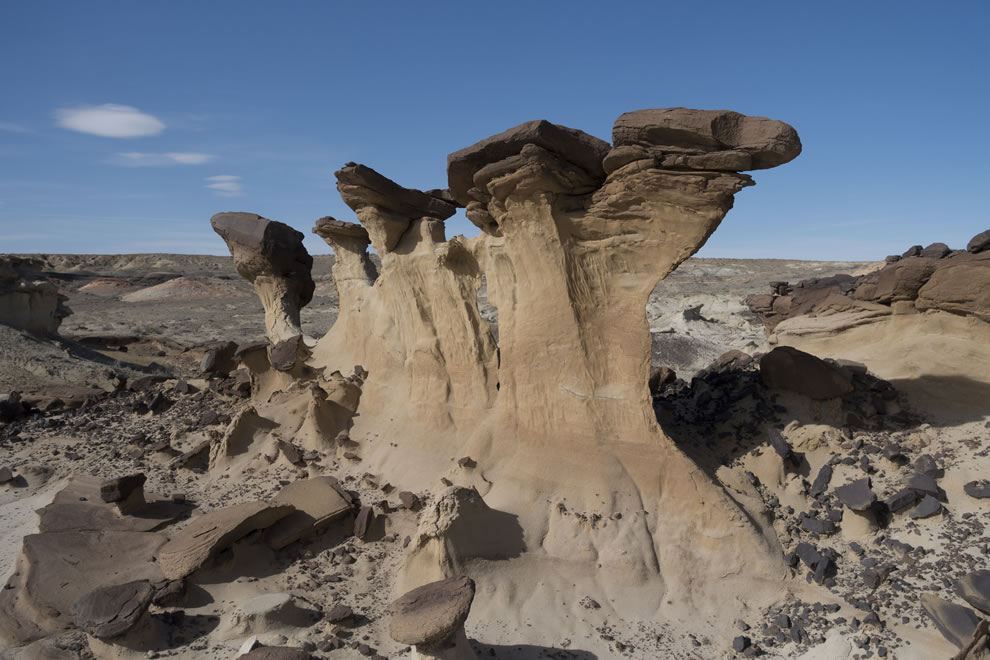 New Mexico's Valley of Dreams is an alien-looking world