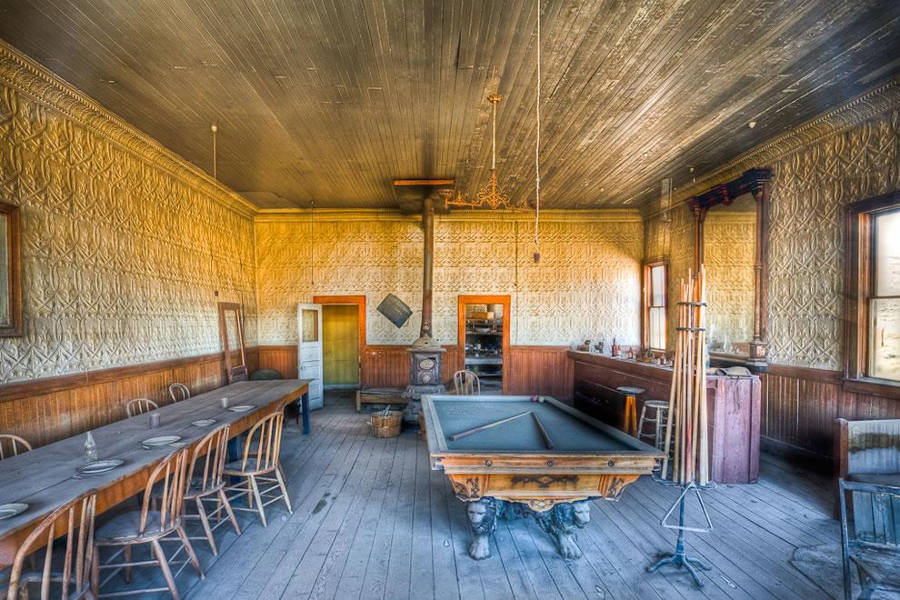 Bodie Saloon