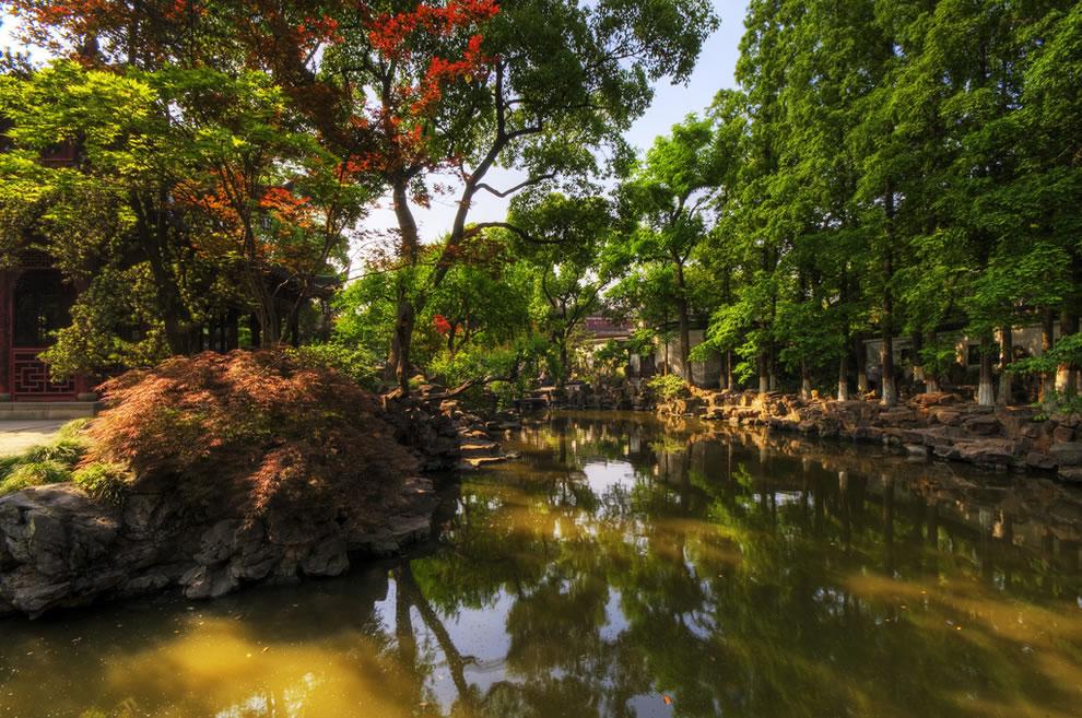 Chinese - YuYuan Garden, China