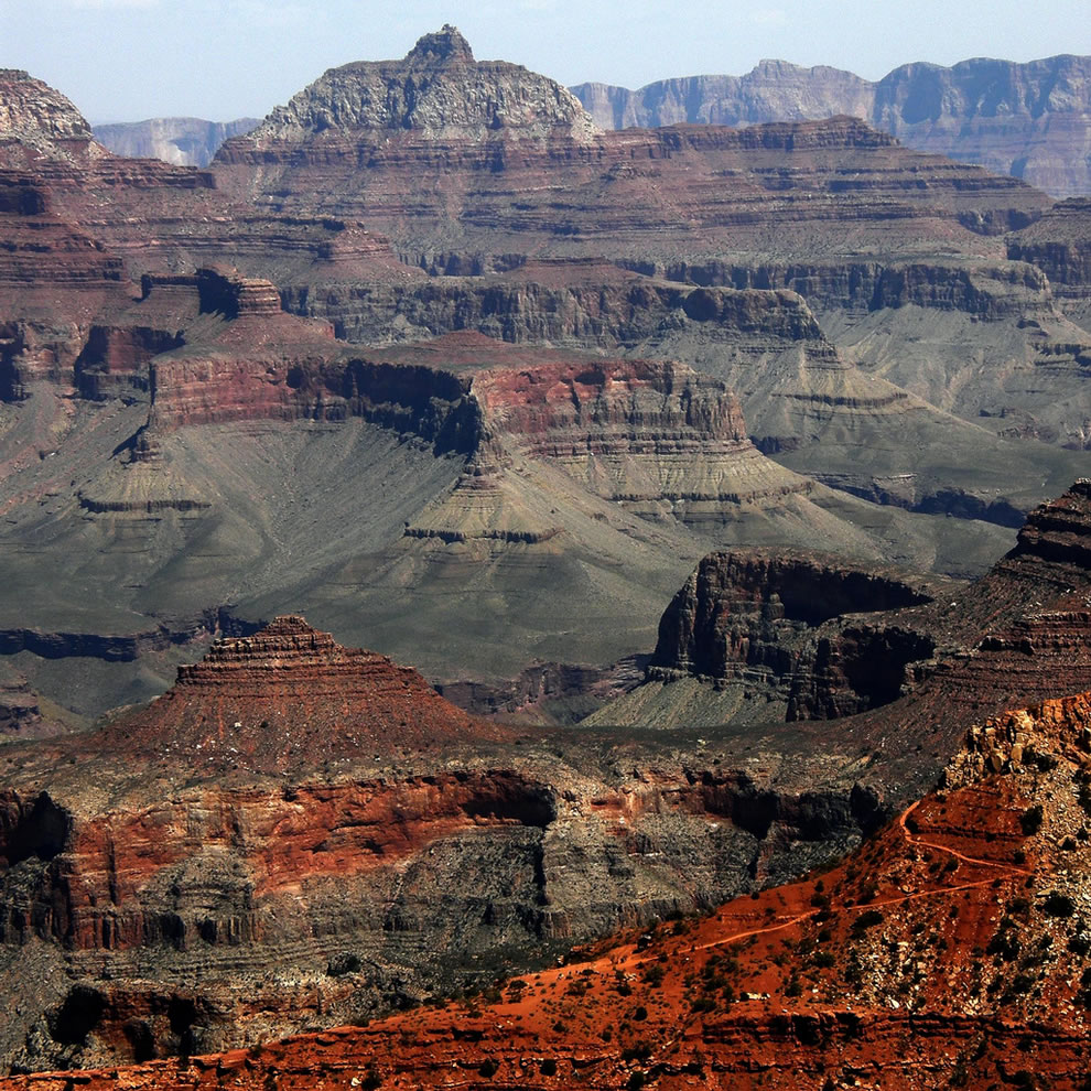 Grand Canyon Colors of the Earth
