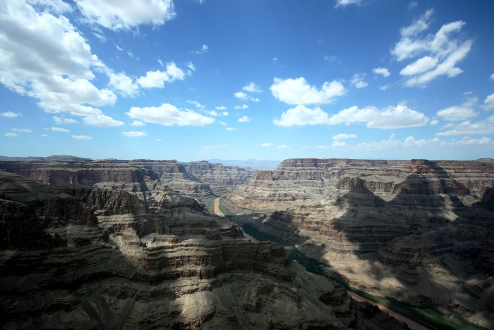 Grand Canyon West - Guano Point
