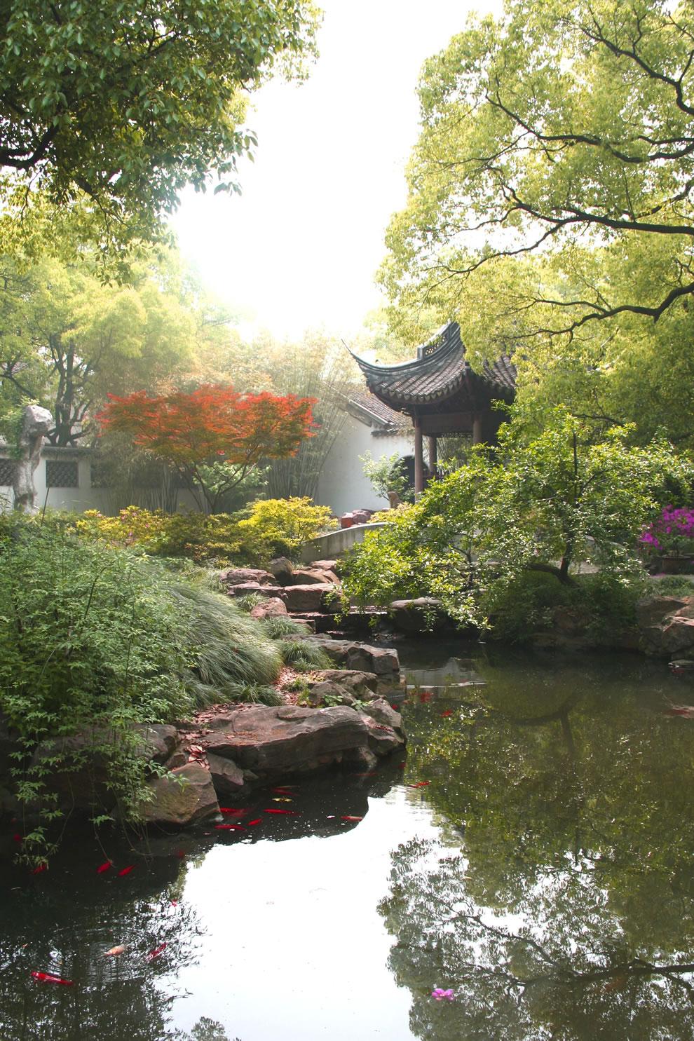 Jichang Yuan Garden - China