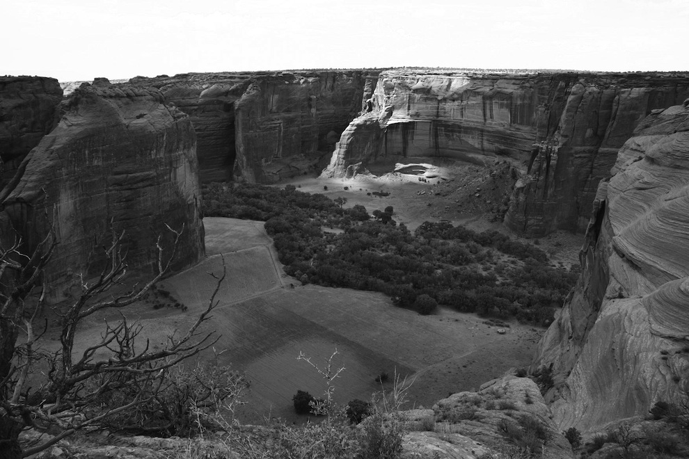 Canyon de Chelly National Monument -- Landscape