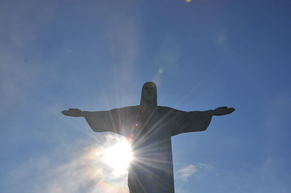 Christ the Redeemer, Corcovado, Rio de Janeiro, Brazil