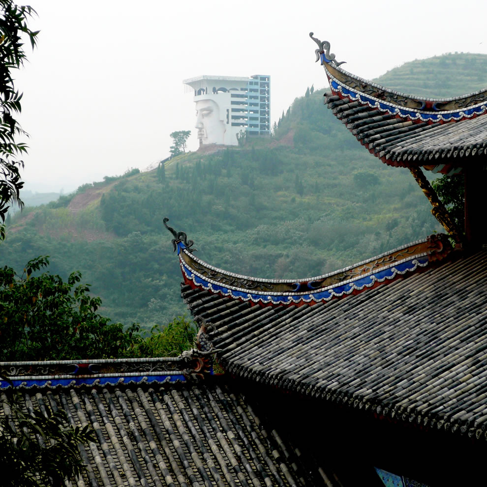 Fengdu – The Chinese Realm of the Dead the devil's hotel on hill