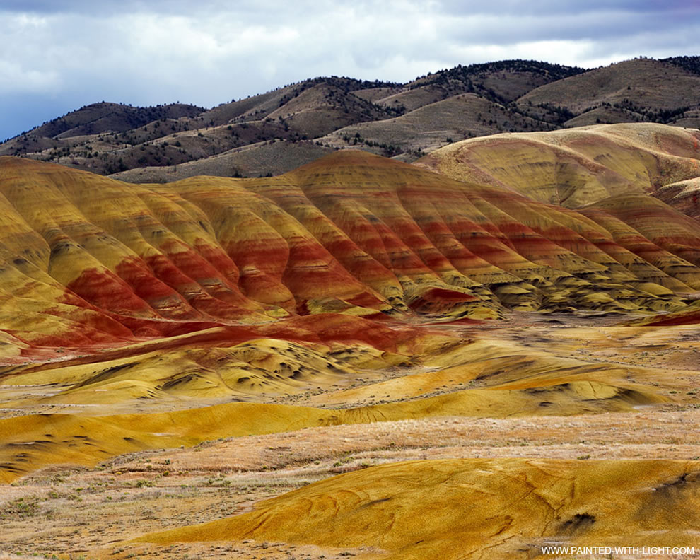 John Day Fossil Beds in Oregon