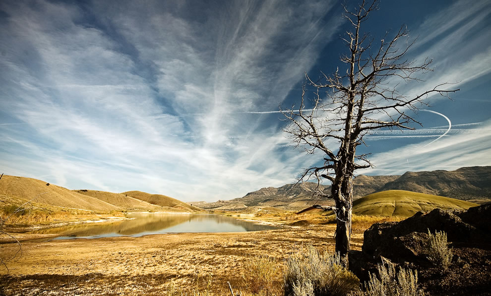 Oregon - John Day Fossil Beds National Monument