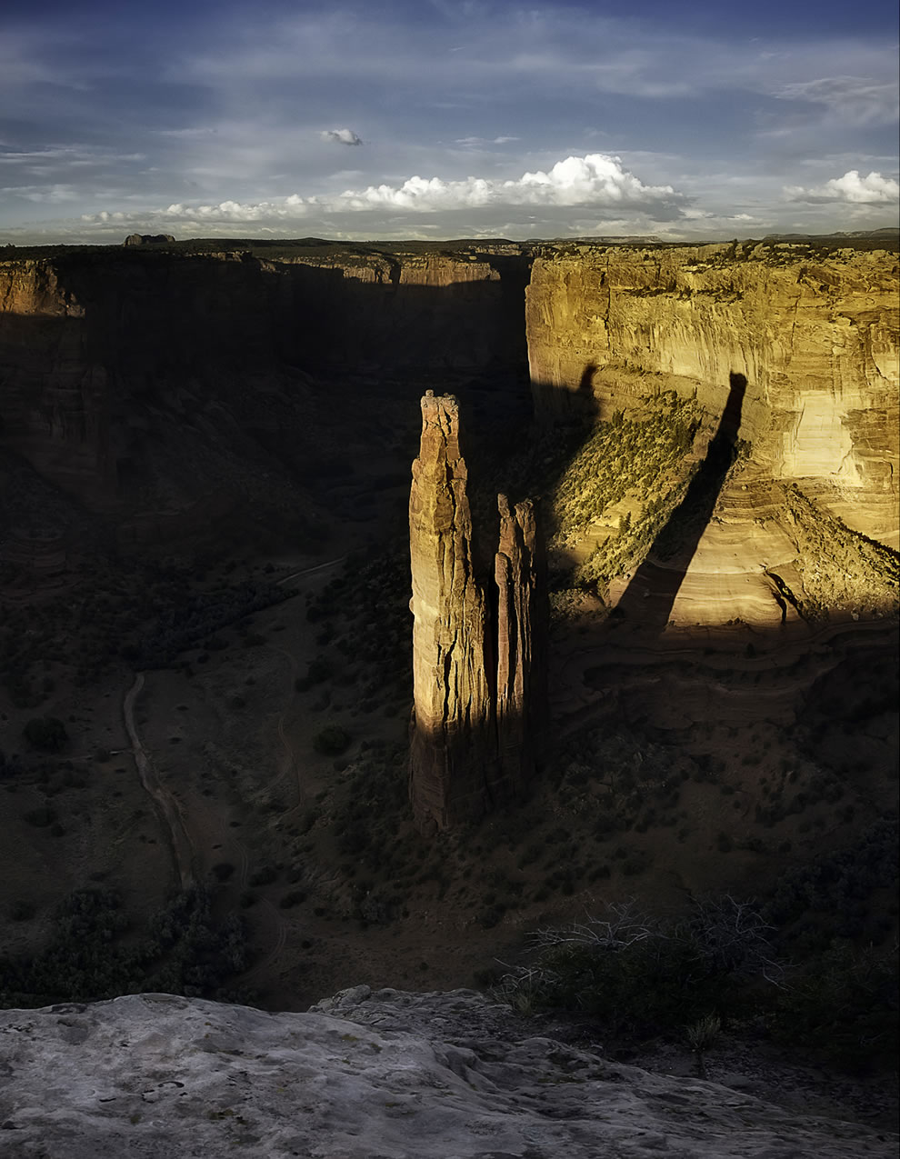 USA, Arizona, Canyon De Chelly, SpiderRock