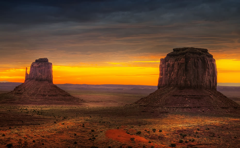 Ambition Monument Valley