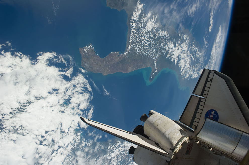 May 19 space shuttle Endeavour