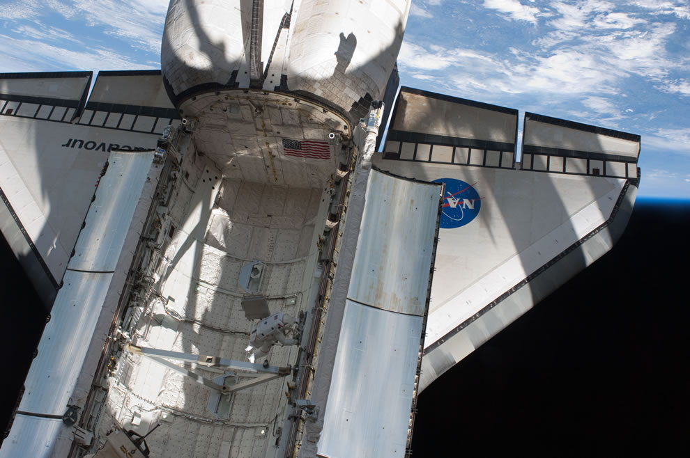 May 20 STS-134 Endeavor