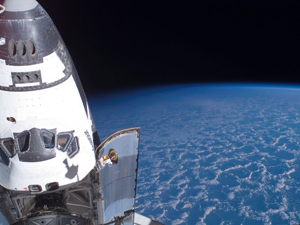 Space, Horizon, Endeavour