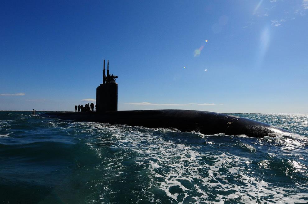submarine USS Scranton