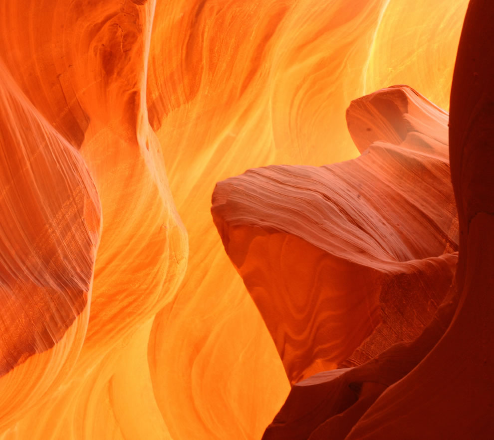 Fantastic journey through Lower Antelope Canyon