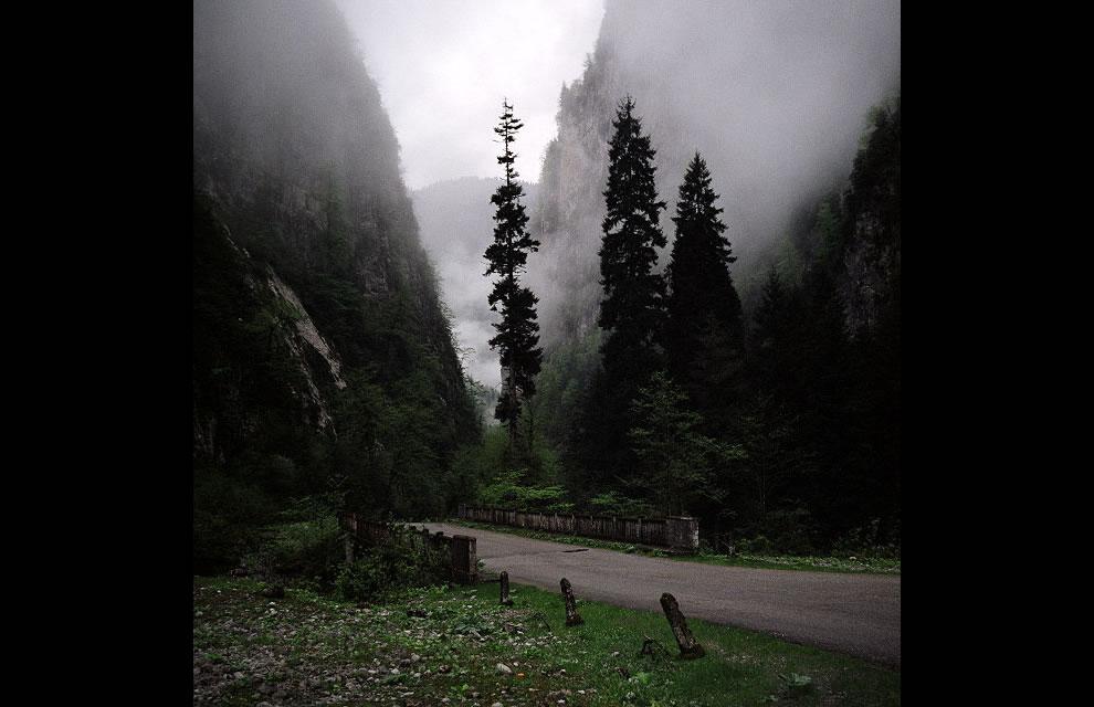 Road to Ritza - Ritza Lake and Stalin`s cottage and Gagra