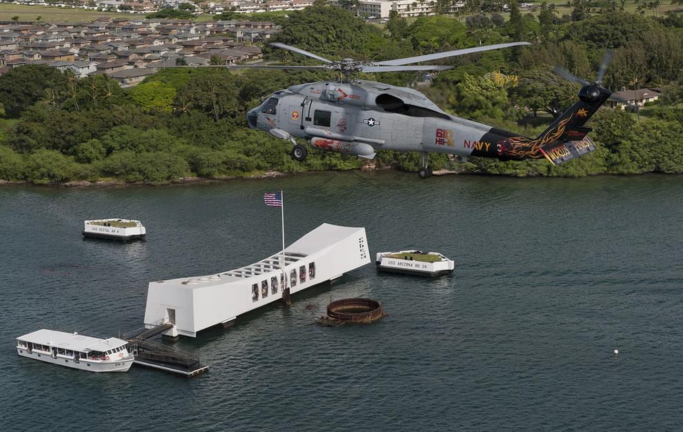 SH-60F Sea Hawk helicopter