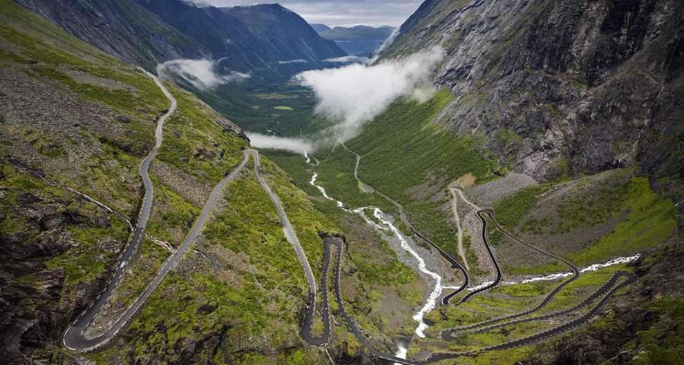 Trollstigen - Troll's Path - Norway