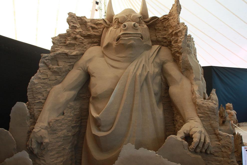 Circle 7 - Dante's Inferno - The Minotaur
