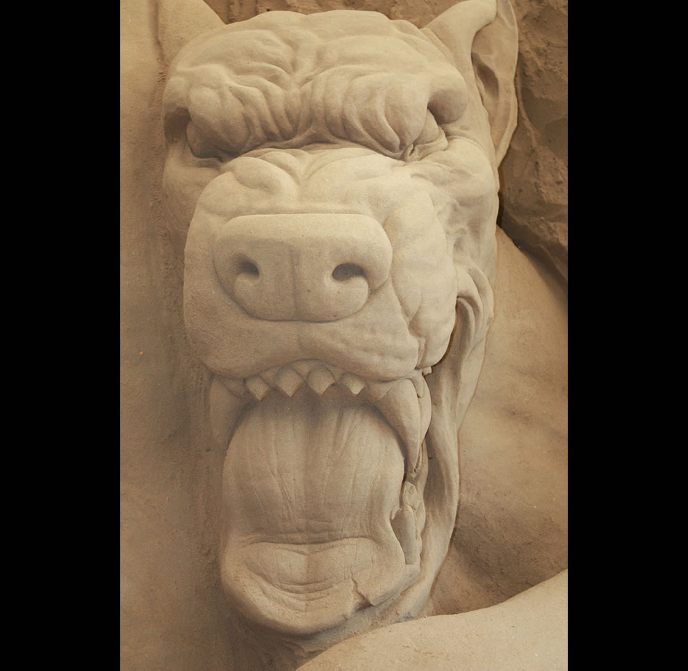 Dante's Hound from hell - malvagio at Jesolo Lido