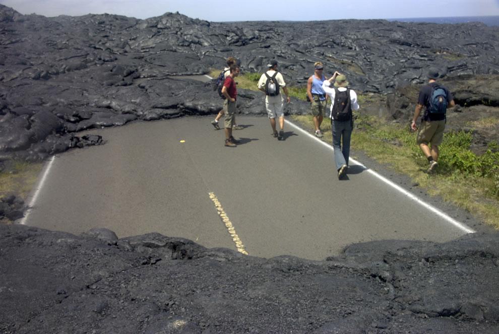 Taken in Hawaii Volcanoes National Park