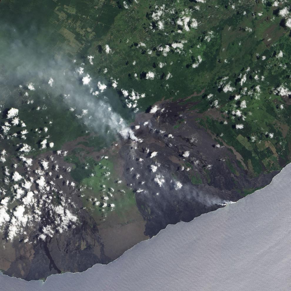 Volcanic Activity at Kilauea