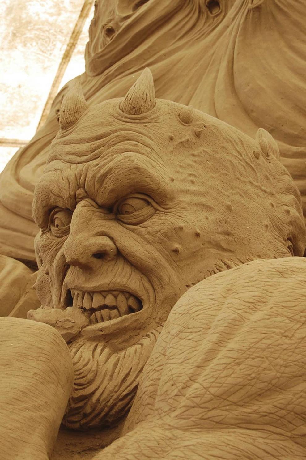 sand demon 3