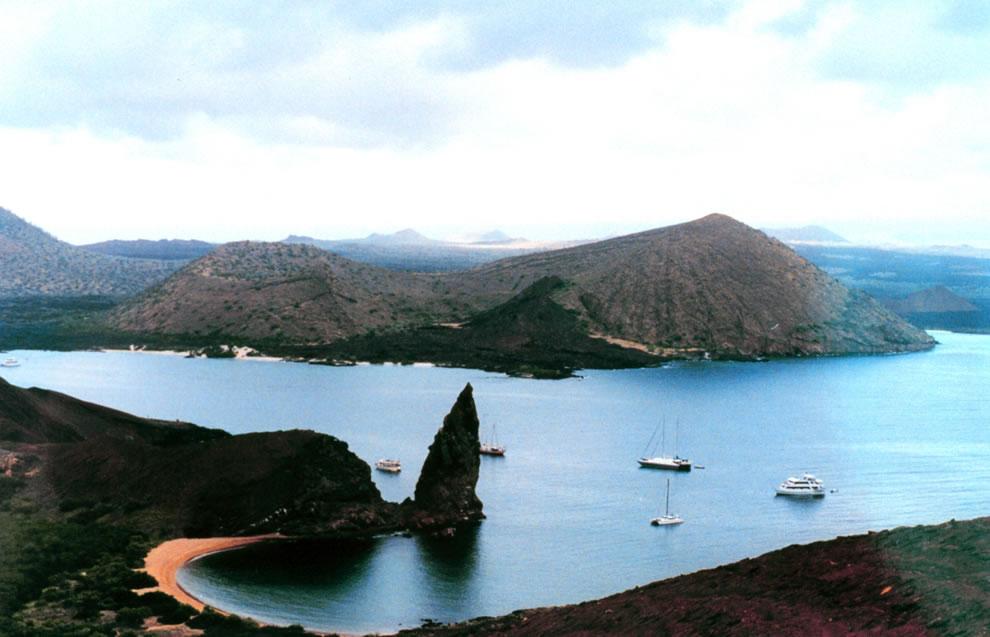Ecuador, Bartolome Island, Galapagos Islands