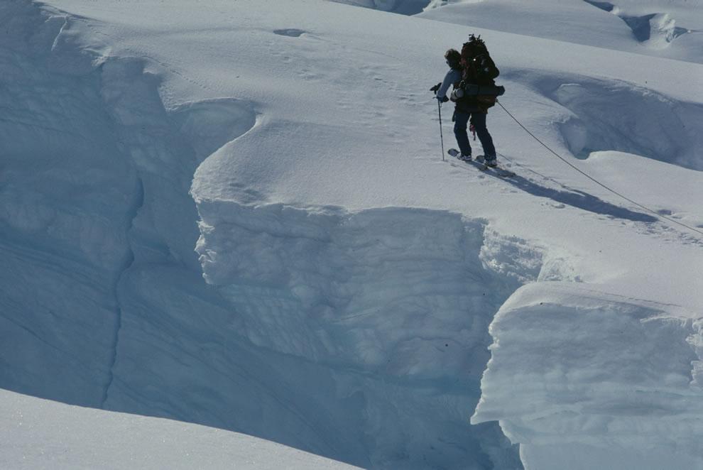 Mountaineering at Denali National Park
