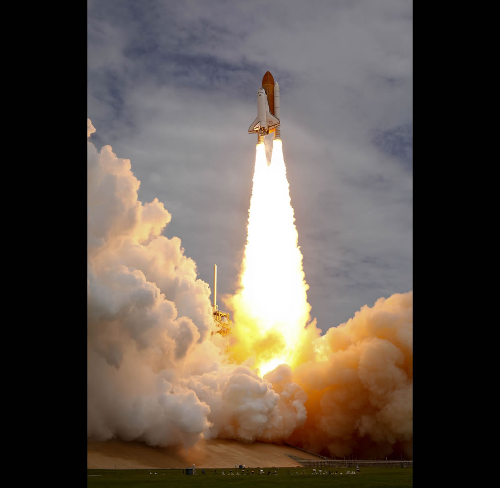 STS-135 Atlantis Launch