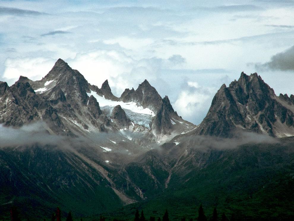 Vacation In Mordor aka Denali National Park