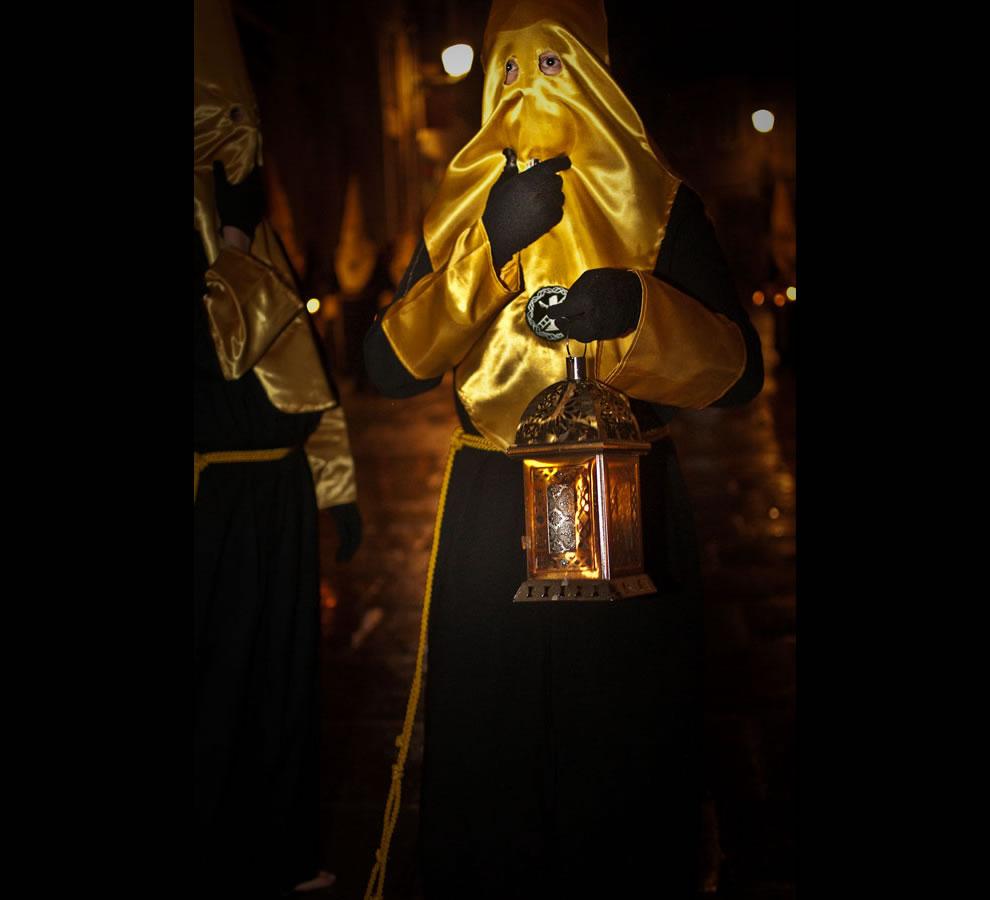 procession of humility, Santiago de Compostela
