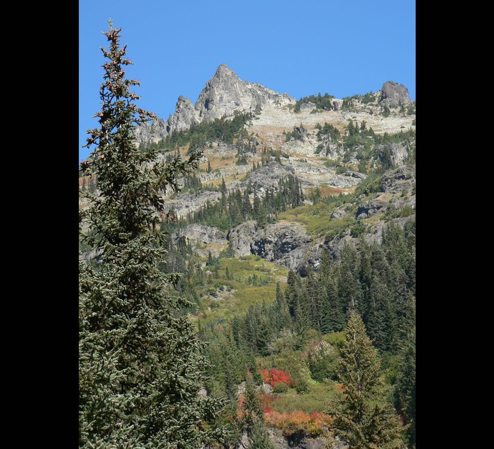 Box Ridge Hibox Mountain (6547 ft)
