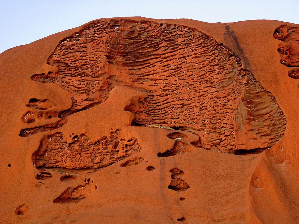 Brain of Uluru