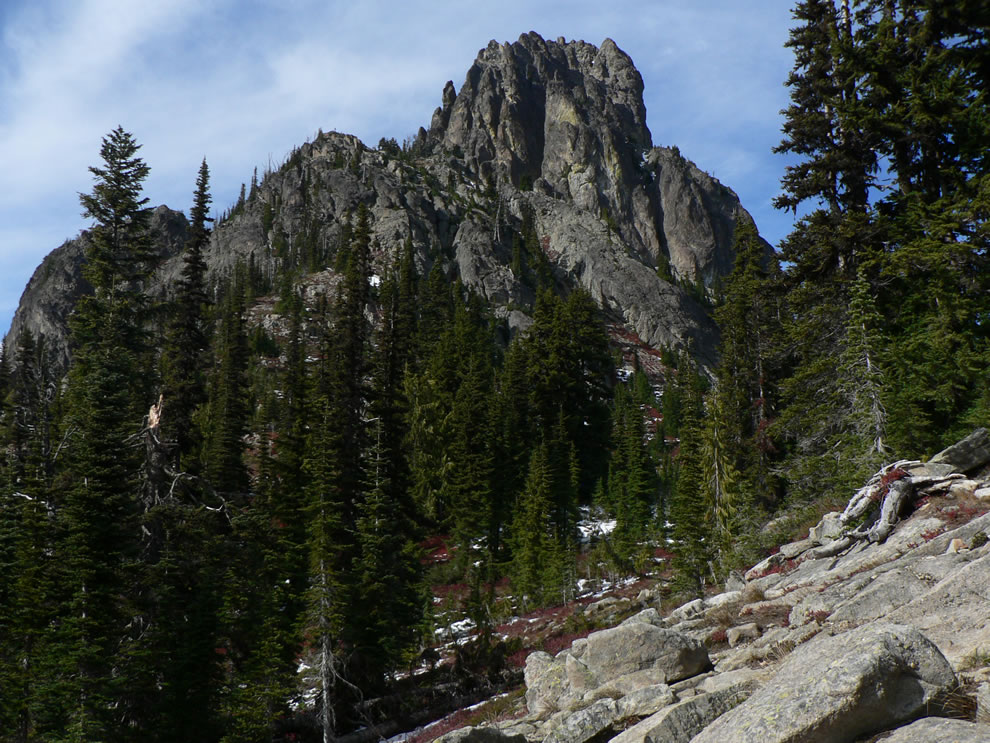 Cathedral Rock (6724 feet)