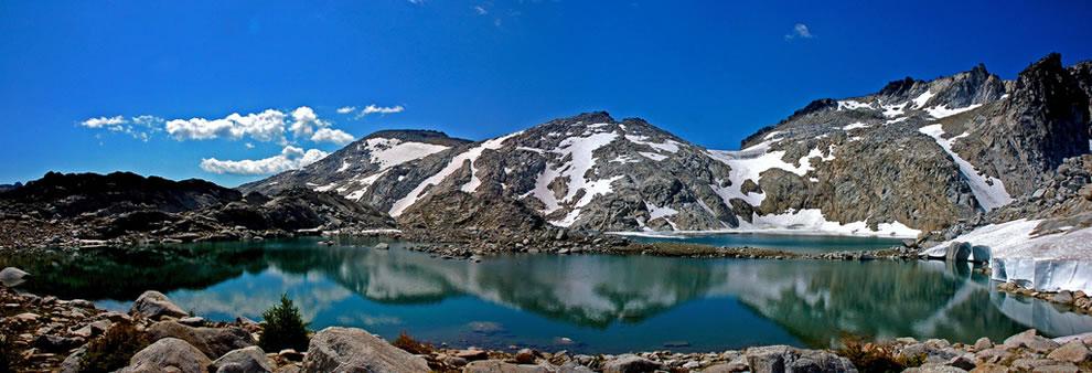 Enchantment Lakes Panorama