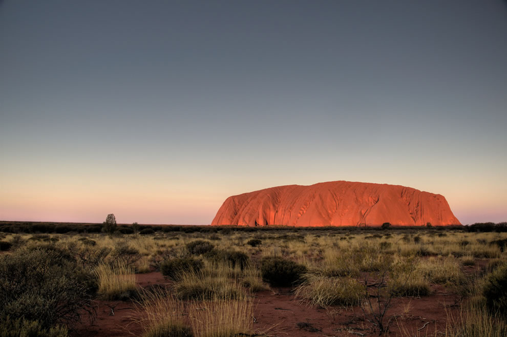 Uluru - Kata Tjuta National Park, Austalia