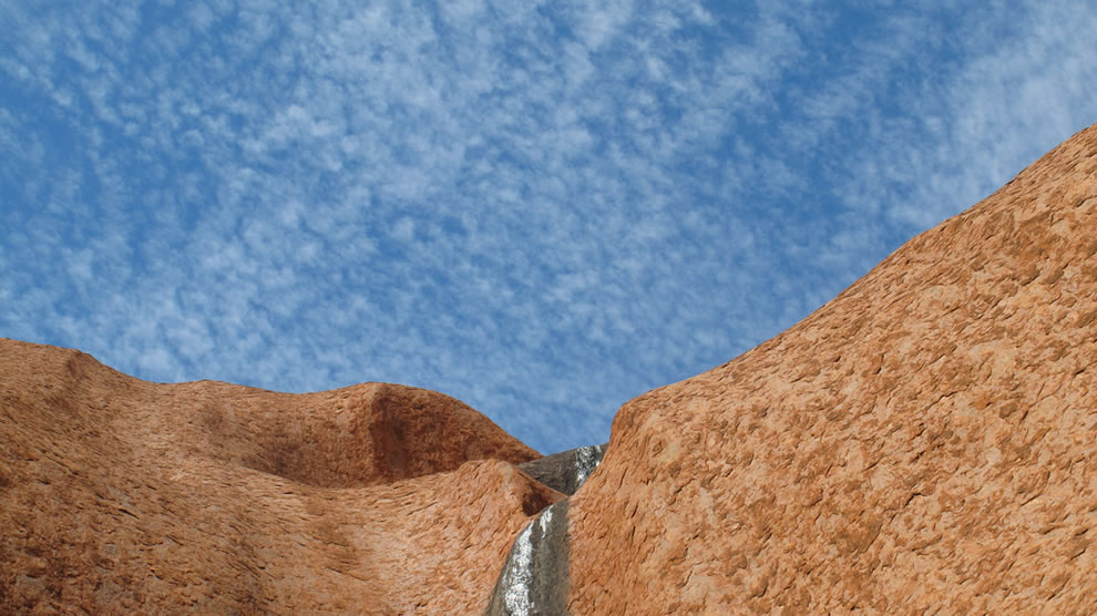 Uluru texture