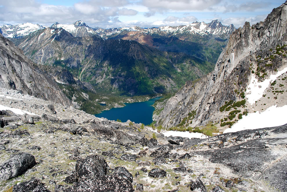 Up above Enchantments